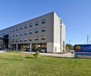 Discounted Stay at Comfort Inn For THSS Matches