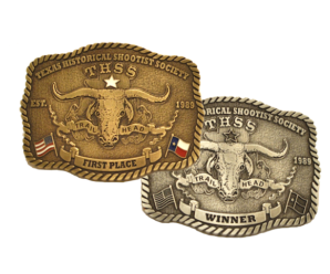 New for Trailhead: Belt Buckles
